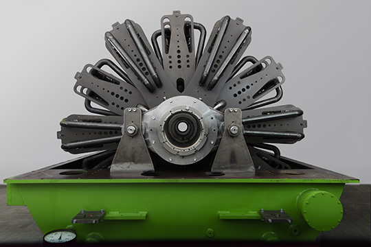 Rotation Heat Pump K7
