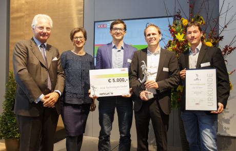 ecop gewinnt MERCUR 2016