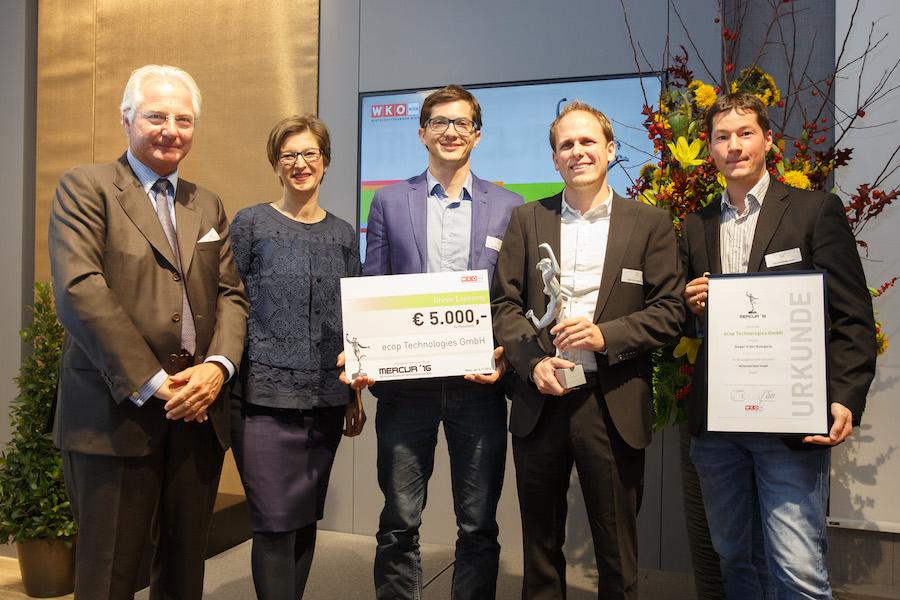 ecop wins MERCUR 2016!