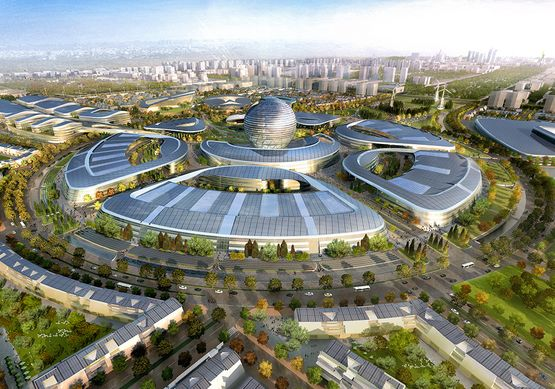 ecop auf EXPO in Astana