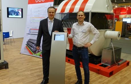 Daniel Murer (Ygnis) & Ing. Bernhard Adler (ecop)