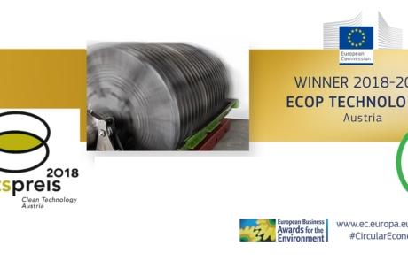 EBAE Winner ECOP TECHNOLOGIES neu